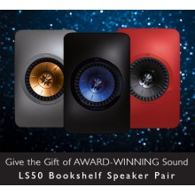 KEF LS 50 Limited Edition