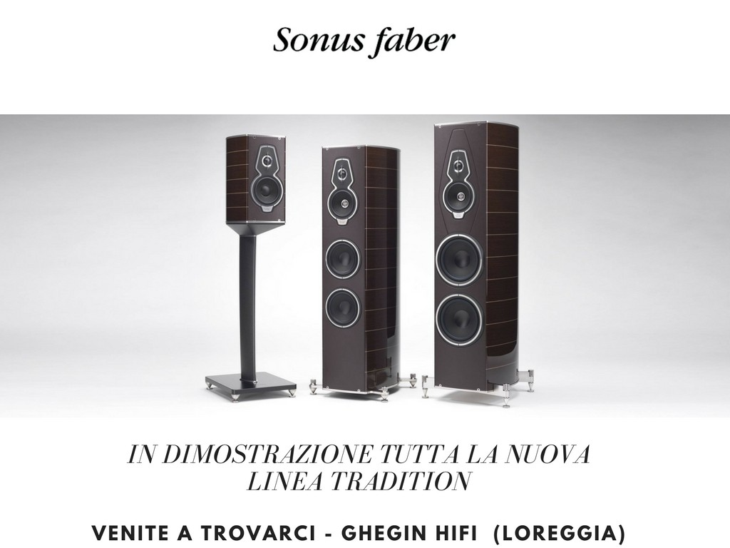 SONUS FABER TRADITION